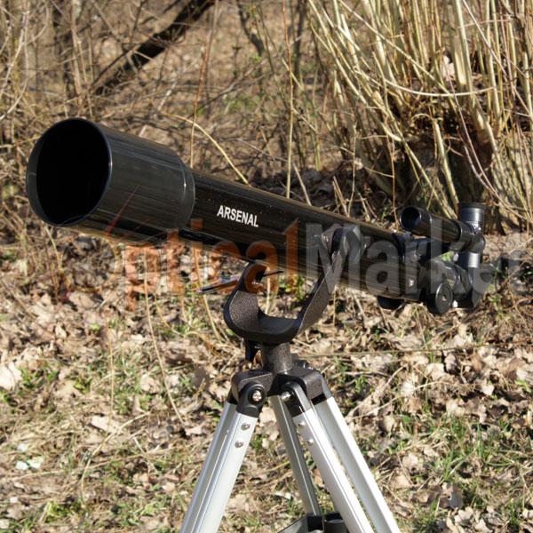 Купить телескоп Arsenal 70/700 AZ2 Киев, Харьков
