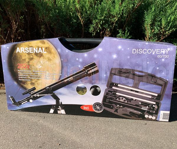 Arsenal Discovery 60/700 AZ2