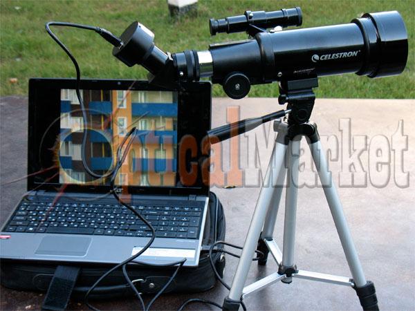 Celestron TravelScope 70, ScopeTek DCT130E